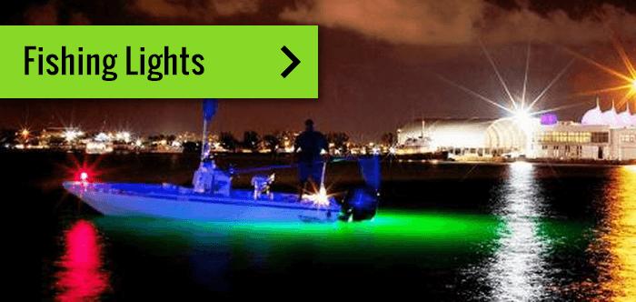 AlumiGlo Fishing Light Comparison