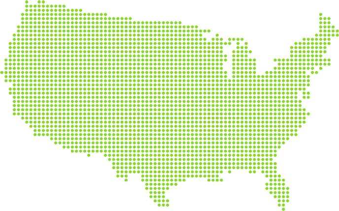 fishing lights united states map