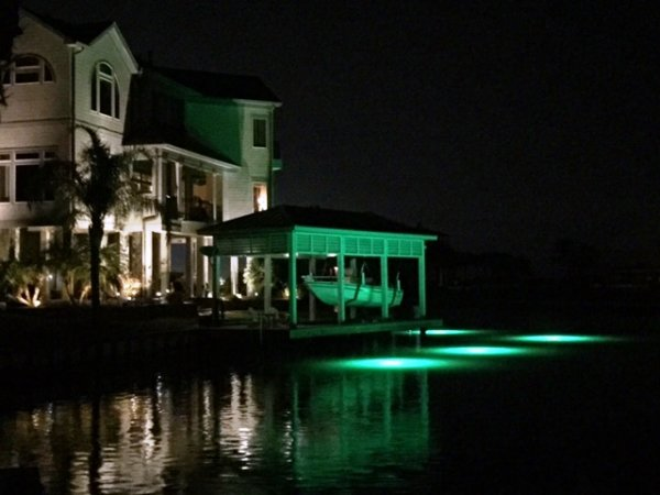 alumiglo dockpro 5000 dock light