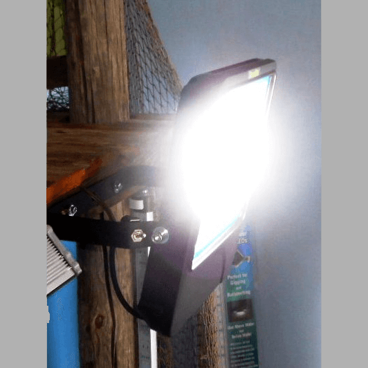 alumiglo led bowfishing light gtx 11000 6