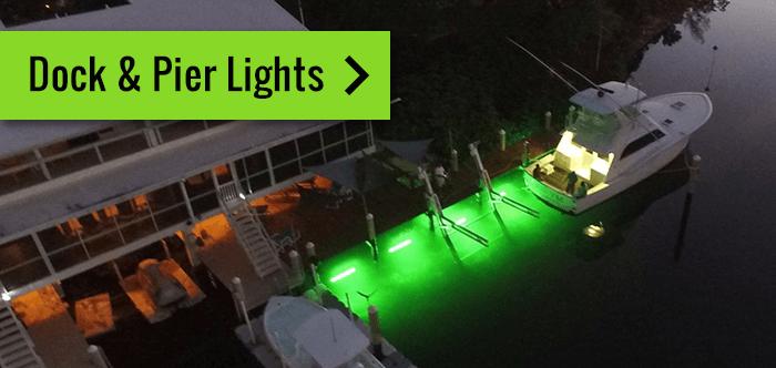 AlumiGlo Dock Light Comparison