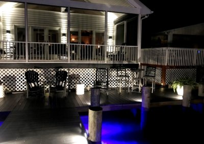 alumiglo dockpro 16000 led blue dock light brach2