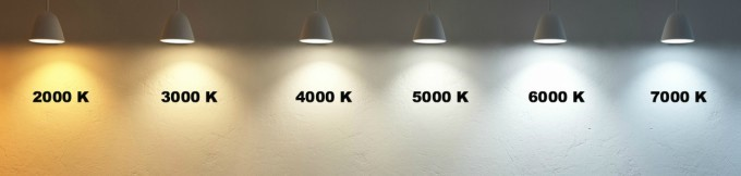 "LED Color Temperatures—LEDs come in various color ""K"" Kelvin Temperatures. Which color should I choose?"