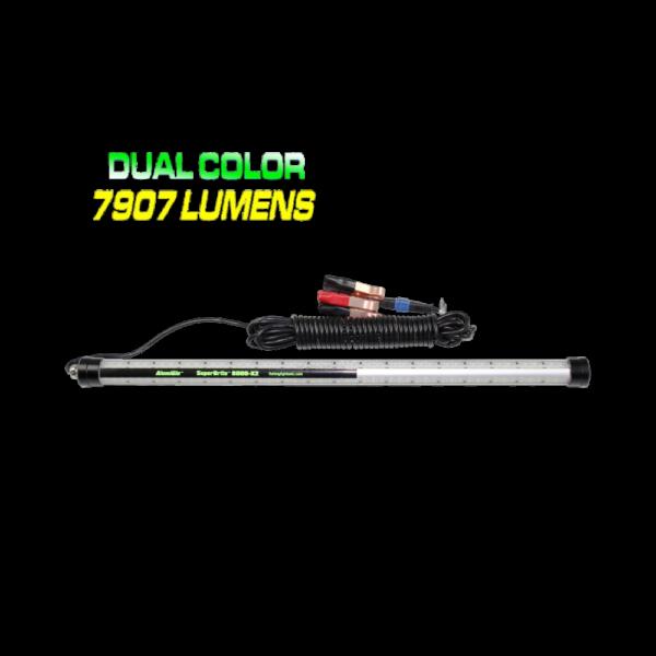 Fishing Lights SuperBright 8000 X2 1
