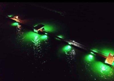 Pier Flyover Night Pic 002