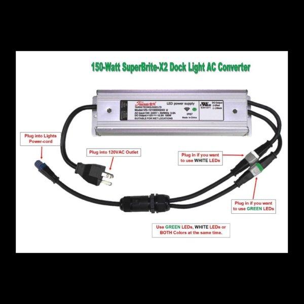alumiglo 150W AC Converter 1000x1000 2