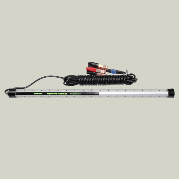 alumiglo fishing light superbright 8000 BG