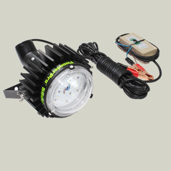 alumiglo flounder light flounderpro 5000 BG