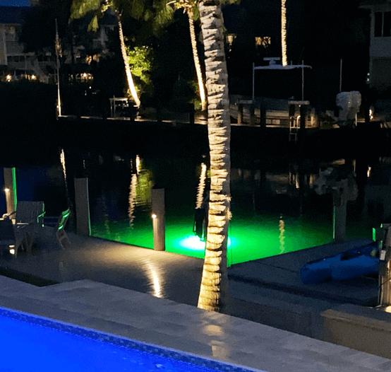 alumiglo dockpro 12000 underwater dock light herrity1